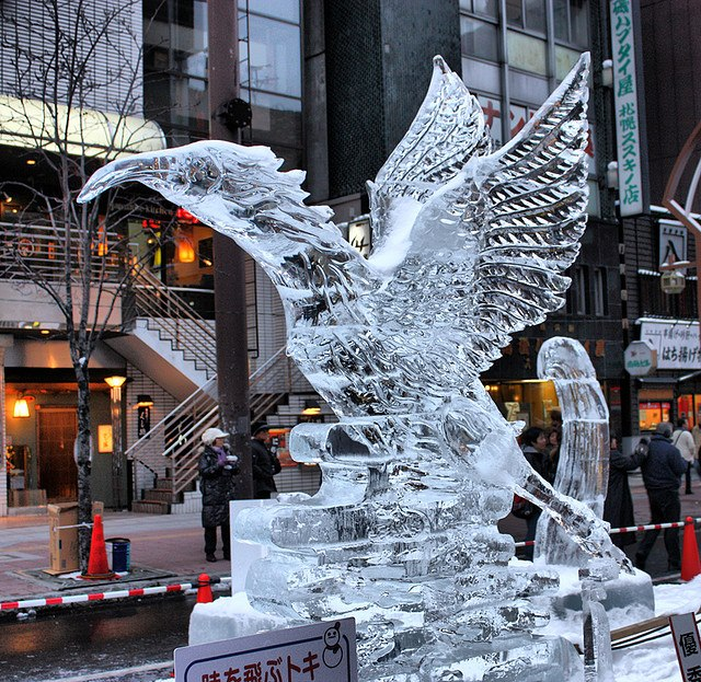 Amazing Snow Sculptures Part2 Sapporo Snow And Ice