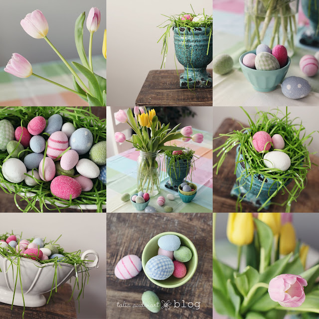 18 Spring Decor Ideas: 50 Easter Decorating Ideas
